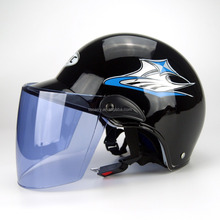 Classic PP/ABS motorcycle Helmet with various colors