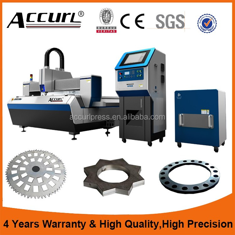 4000W 15mm stainless steel cnc laser cutting machine