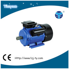 High performance YC series low rpm single phase electric motor