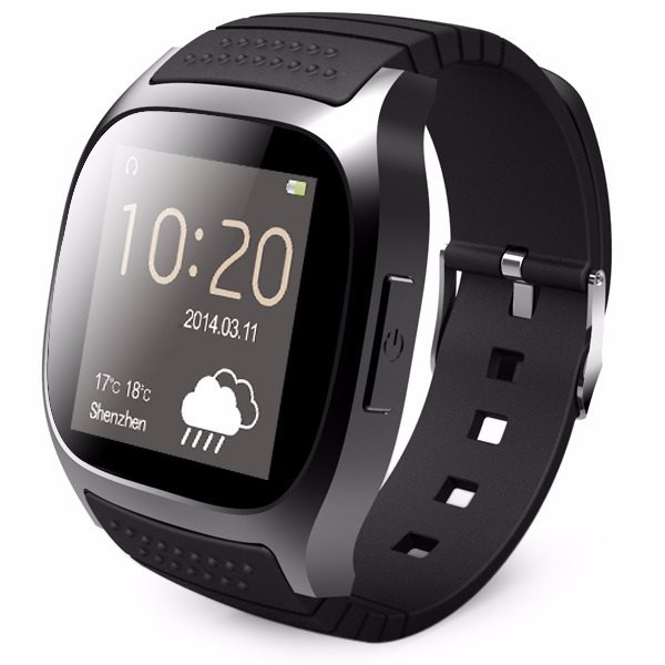 2016 wholesale good quality bluetooth smart watch M26 for android bluetooth smart phone