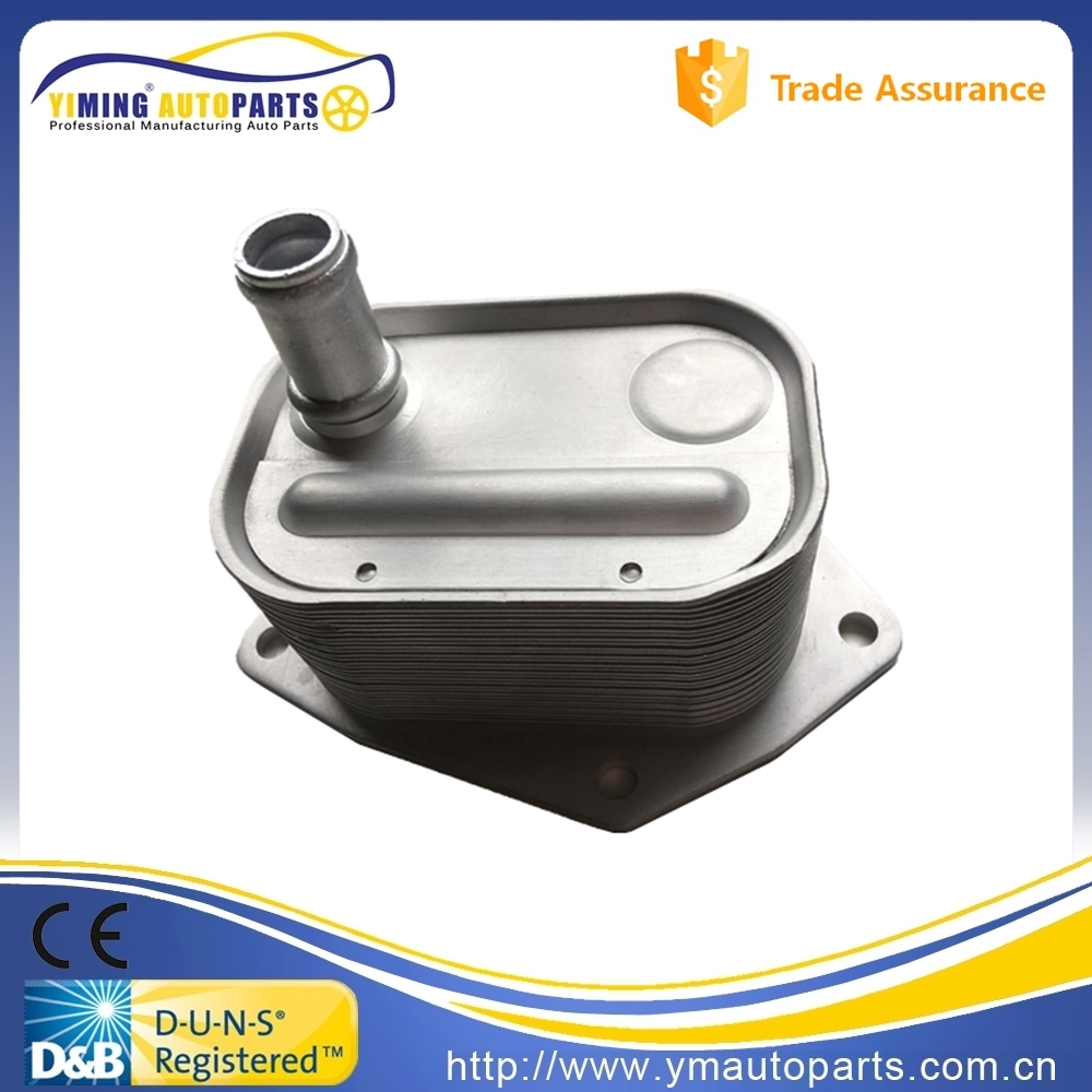 OEM 264102A150 Oil Cooler For Auto Spare Parts for Hyundai i10 i20 i30 Elantra Accent Getz Aluminum Engine Oil Cooler