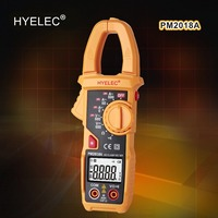 PM2018A Digital Clamp Meter, new digital multimeter