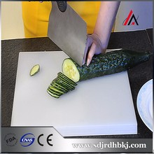 Colorful Function cutting board food grade plastic sheet