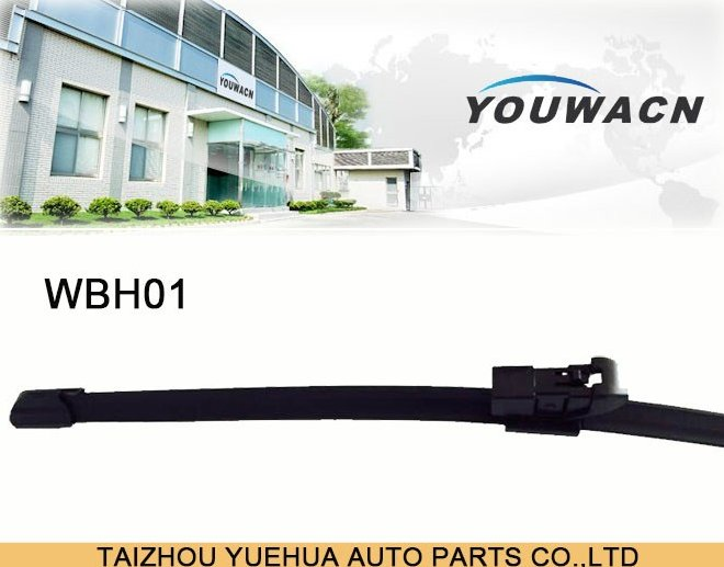 Auto accessories Soft Rubber WindShield car rear Wiper blade back side glasses blades