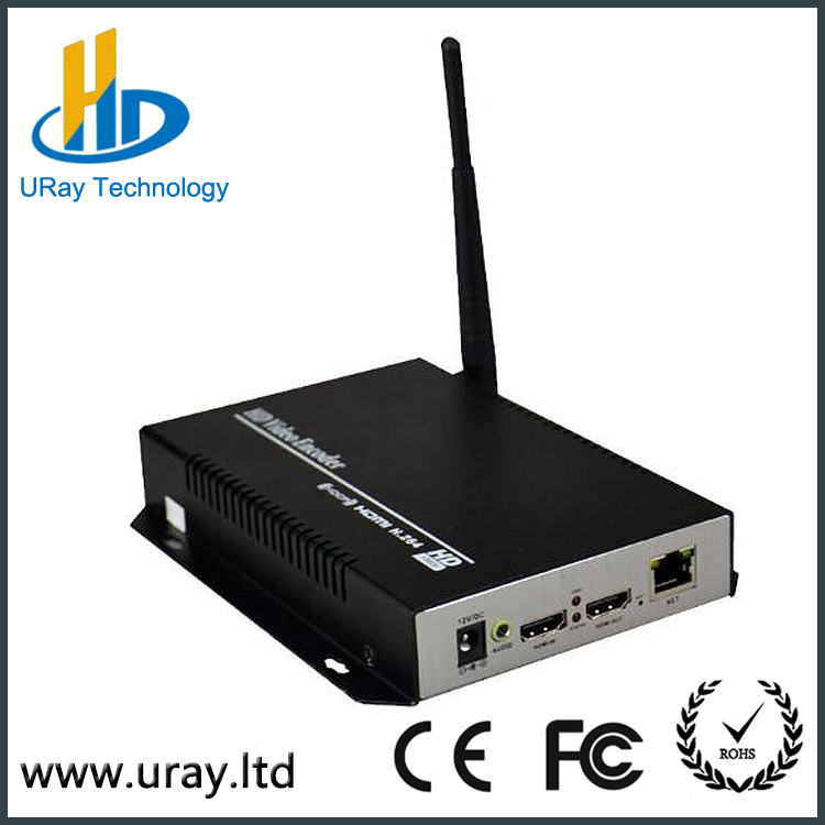 DHL Free Shipping HDMI Video Audio To IP Stream RTMP WIFI Encoder H.264 For Youtube, Facebook Live Streaming Broadcast