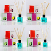 High quality aroma reed diffuser wholesale home fragrance from manufacture with rattan sticks