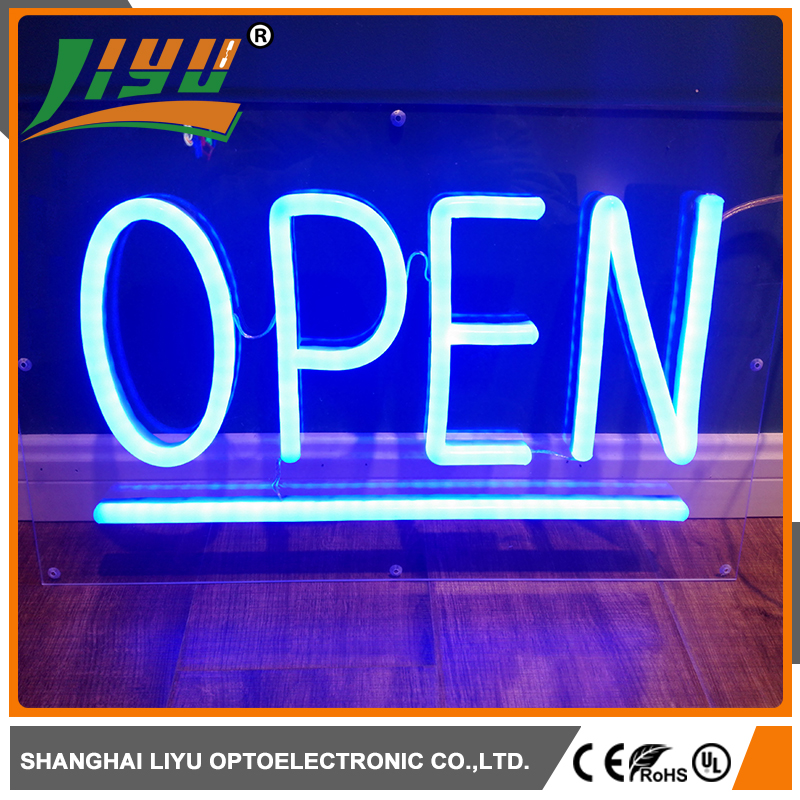 Waterproof logo led neon sign