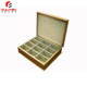 2018 New Style High Quality Custom Made Wooden Stash Deck Boxes With Lids