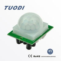 TDL-718A PIR small cheap motion sensor for alarm module in china manufacture