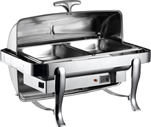 High quality electric heating chafing dish for hotel