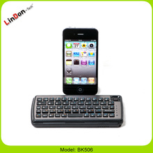 High Quality Ultra Slim Wireless Keypad Mini Bluetooth Keyboard For PC Tablet