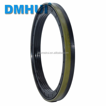 Rubber PU oil seals for tractors or agricultural machinery oil seal with metal case and lips