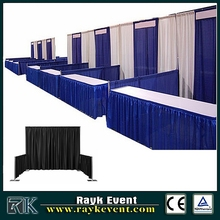 esi portable pipe and drape kits for exhibition booth with factory price
