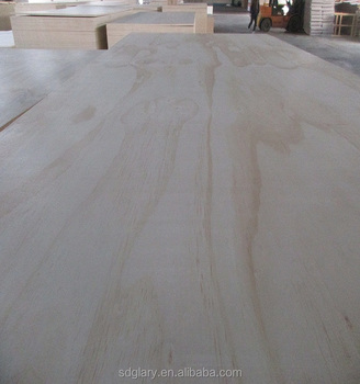 18mm B/C grade radiata Pine plywood