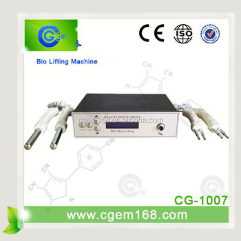 CG-1007 professional microcurrent galvanic facial machine with CE