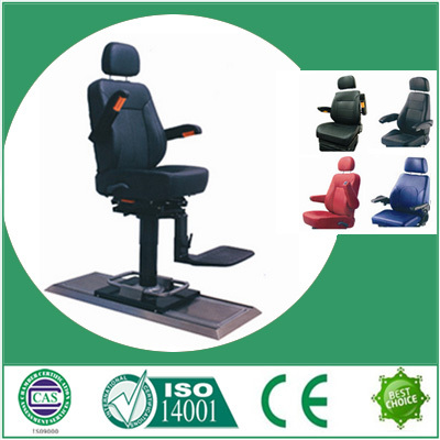 marine captain seat / helmsman seat / ship wheelman chair