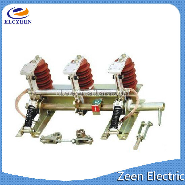 JN15-12/31.5 Indoor high voltage AC electrical earth switch
