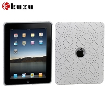 China manufacture Genuine Leather Hand Strap Rotating 3 Layer Hybrid Armor Case for iPad Mini 1 2 3,