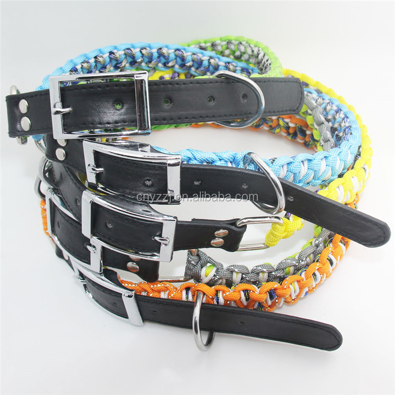 Cute Dog Cat Collar Influenced Handmade High Quality Designer Dog Collar Pet Collars For Dogs and Cats