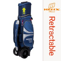 HELIX New Design golf bag cart with rain cover