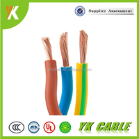 RVV specifications multicore fine PVC insulated electrical cable types