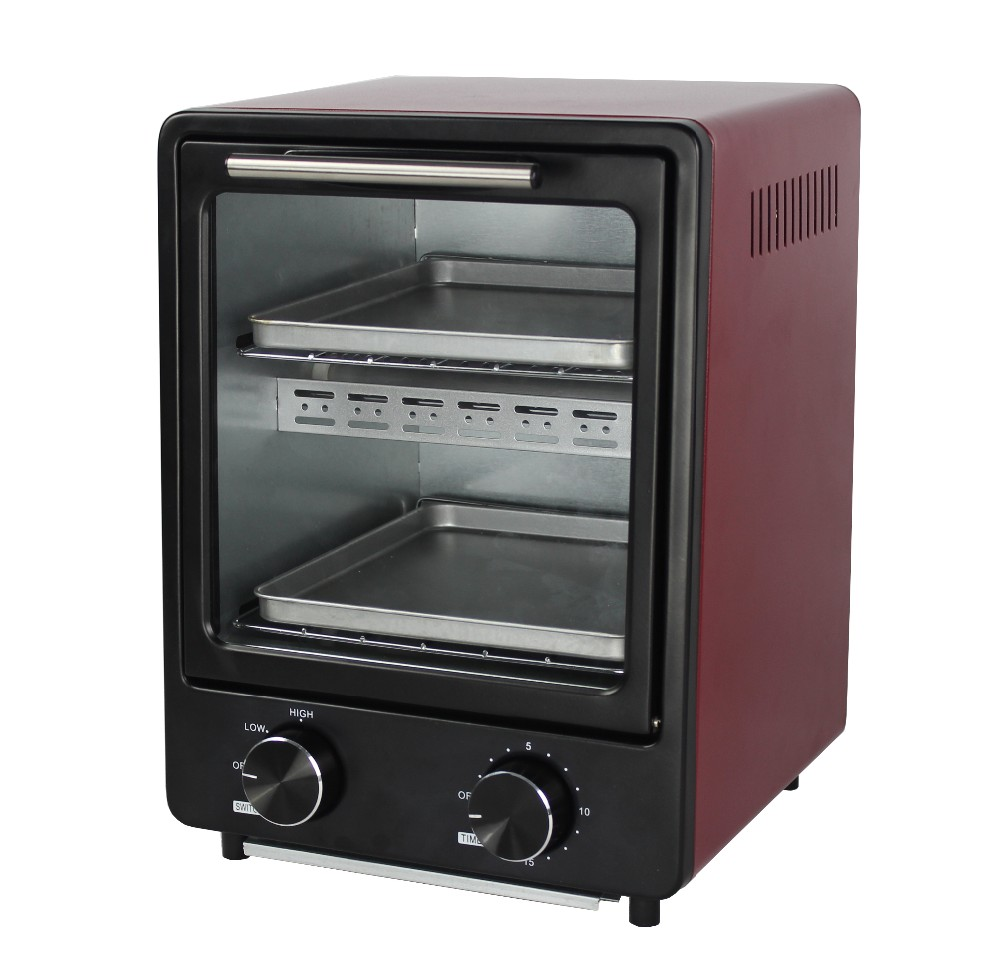 electric oven punch machine toaster oven