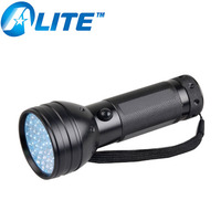 YT1801 led purple light scorpion uv flashlight