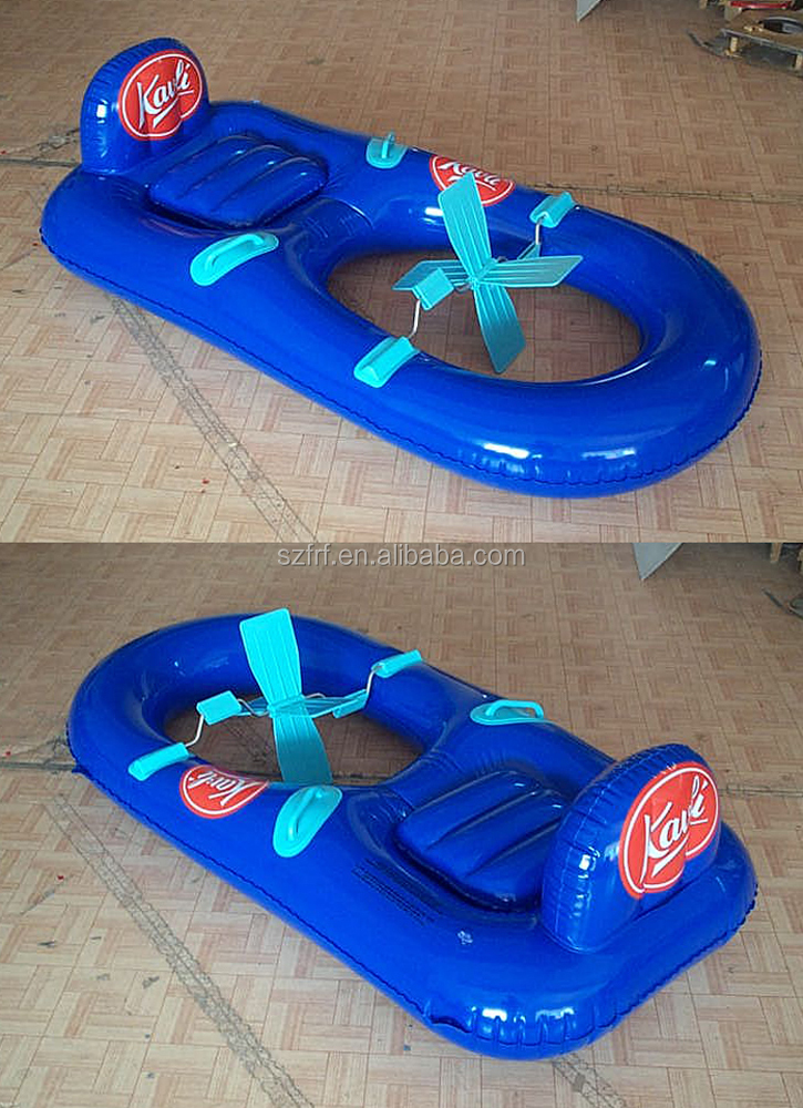 2016 best selling inflatable Pedalo Boat/Inflatable Pedal Boat