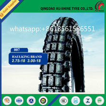hot sale china motorcycle tyre 2.75-18 3.00-18