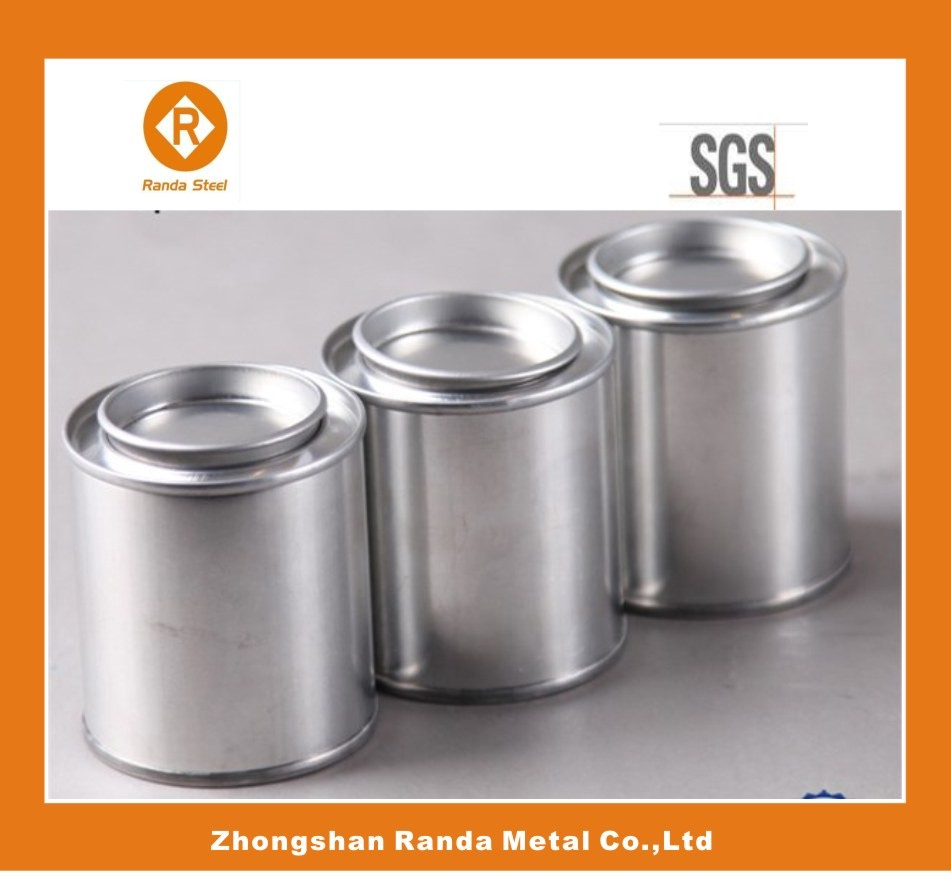 Cylindrical Paint Tin Cans100ML 250ML 500ML 1L 5L 10L 20L 25L