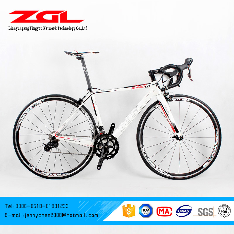 "26"" Inch 18 Speed Carbon Fiber Road Bike Bicycle super light SPEED 1.0"