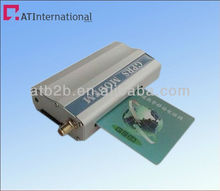2012 Best price&quality gprs usb dual sim modem with wavecom module
