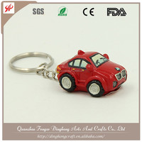 Resin Crafts Unique Car Key Chain Custom Key Chain