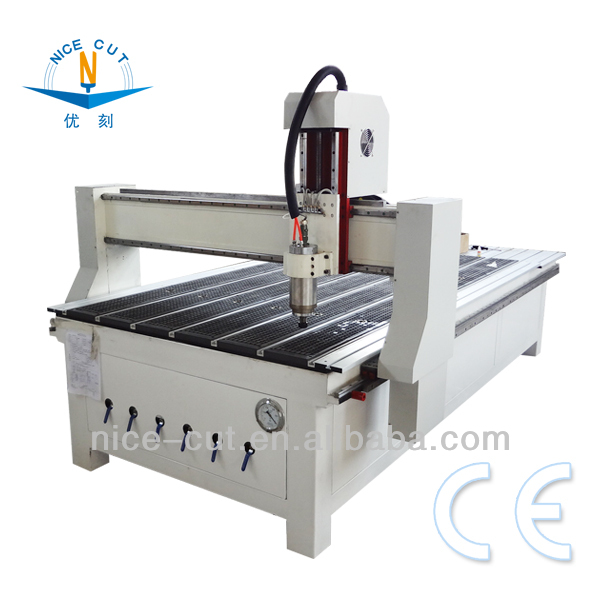 NC-1224 3d plastic board milling machine price CNC engraver for carpentry