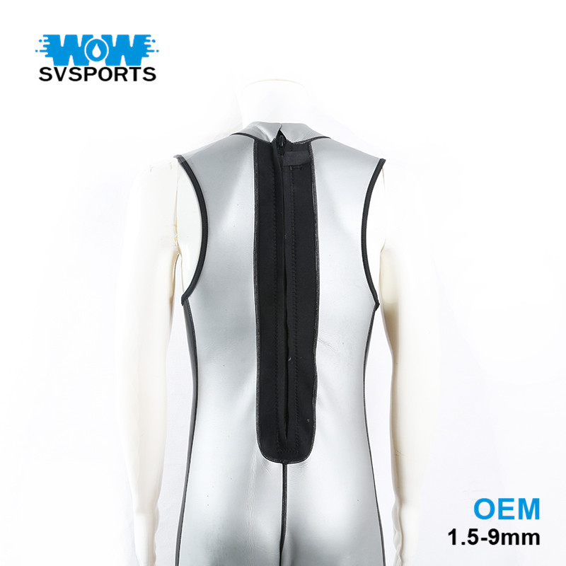 Neoprene Wetsuit Women and men Swimsuit Equipent For Diving Scuba Swimming Surfing