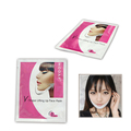 free sample firming chin slim fast v-shape face mask