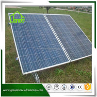 ISO Quality Ensure Solar Panel Ground Mount System Price