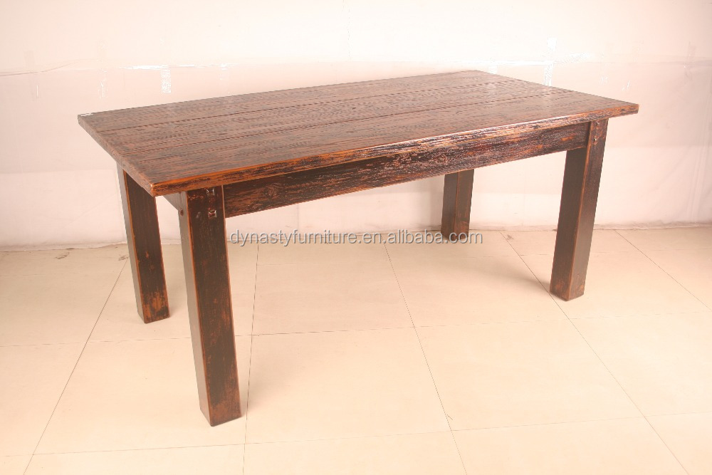 vintage style clasic wooden console table
