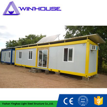 Dismountable Living Room High Quality Modular Stackable Container