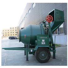 best price sell compulsive small hopper concrete cement mixers for sale