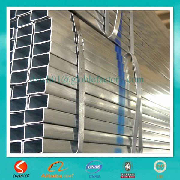 hot sale BS1387 scaffold galvanize pipe 6 meter