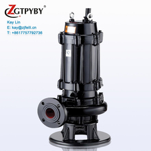 6inch mining sewage pump for dirty water 22kw submersible sewage pump