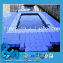 New Floating Dock Plastic Pontoon Cubes
