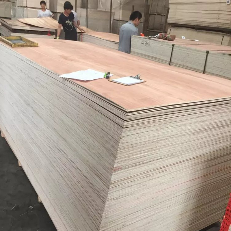 Indonesian gurjan plywood