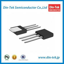 DTL4N65 Smart Switch NMOS TO-251 High Power 650V MOS FETs