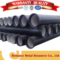 CEMENT LINED IRON PIPE / CEMENT COATED STEEL PIPES