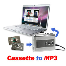 Mini Tape to PC Super USB Cassette to MP3 Converter Capture Audio Music Player