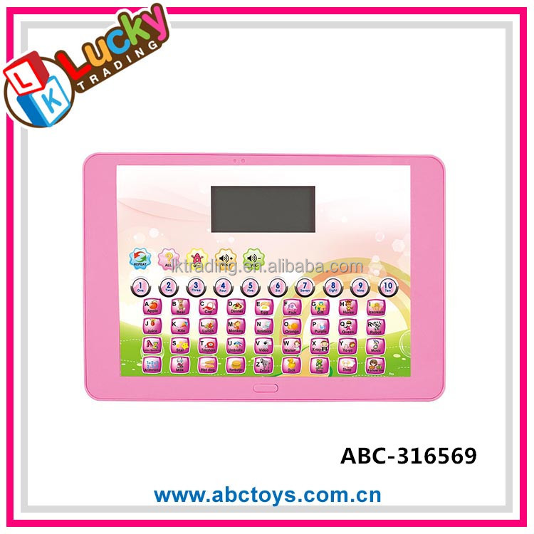 Newest Educational Toys Electronic Learning Pad For Kids
