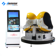 Immersive 9D vr cinema Interactive shooting game machine theme park for sale