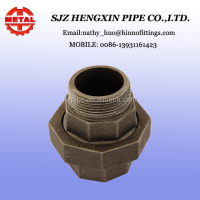 plumbing materials pipe fittings union manufacturer in china